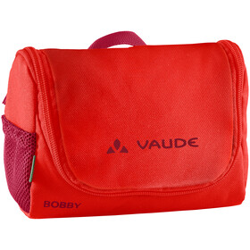 VAUDE Bobby Wash Bag Kids, mars red